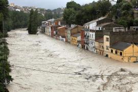 The Clariano river