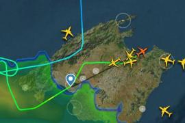 Planes over Majorca