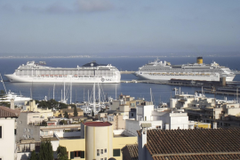 Demand for moratorium on cruise ship services