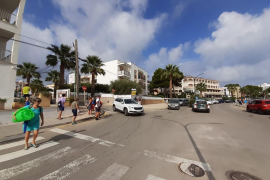German woman stabbed to death in Colonia Sant Jordi
