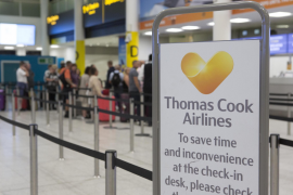UK to repatriate 16,700 Thomas Cook customers today