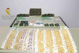 Three in prison for Cala d'Or drug dealing