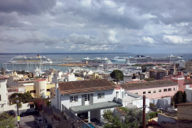 Pollution sensors in all Balearics state ports