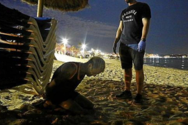 Over 400 summer arrests in Playa de Palma