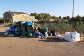 """Rubbish tourism"" in Felanitx"