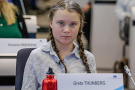 Teenage angst and Greta Thunberg!