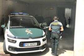 Arrests of Santa Ponsa burglary gang members