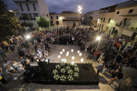 Commemorations for Majorca's flood victims