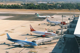 Number of Palma winter flights down more than 10%