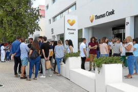 Thomas Cook employees to be paid this week