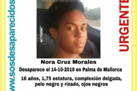 Police searching for missing girl in Palma