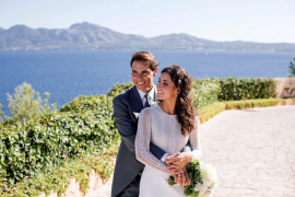 First official photographs of Rafa Nadal's wedding