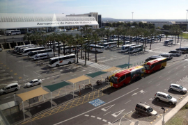 Clampdown on illegal Palma airport transfers