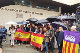 Palma National Police call for greater firmness in Catalonia