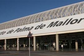 Storms delay flights at Palma airport