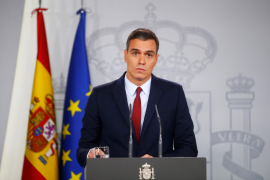 Exhumation of former Spanish dictator is act of reconciliation says acting PM