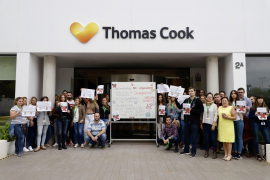 Wages capped for ex-Thomas Cook employees