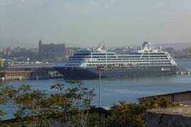 New eco restrictions for cruise ships