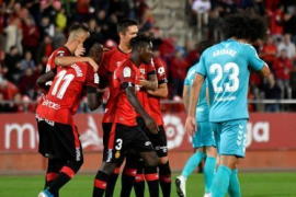 Mallorca twice blow a lead against Osasuna
