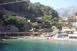 Escorca hopes to build a hostel in Sa Calobra