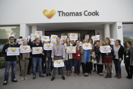 Most Thomas Cook employees have received government money