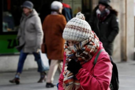 Another cold snap for Majorca