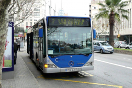 EMT bus in Palma