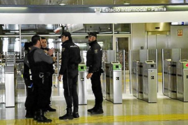 Intermodal Station security guards facing threats