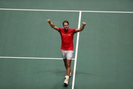 Majorca's Nadal sparks Spanish comeback, Canada into last eight