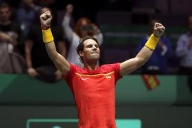 Nadal rescues Spain but heartbreak for Djokovic's Serbia