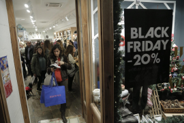 Smaller retailers suffering because of Black Friday