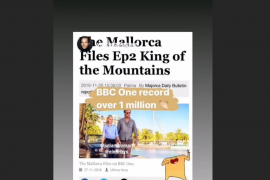 The Mallorca files Ep3: The Oligarch's Icon
