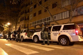 The Guardia Civil launched the second phase of operation 'Crótalo'