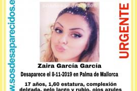 Teenage girl missing in Palma