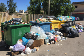 Calls for indefinite rubbish collection strike in Marratxí