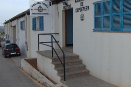 Capdepera police denounce theft of their coffee machine