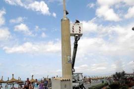Security cameras at Playa de Palma to be renewed