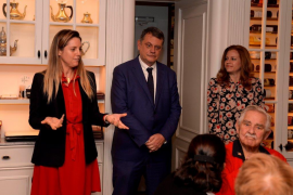 Bulletin event gets recognition at the US Embassy in Madrid