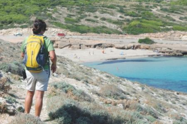 Muro alternative for Arta-Lluc hiking route