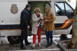 Arrested for attempted matricide now accused of theft of 200,000 euros