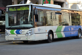EMT bus services in Palma, Majorca