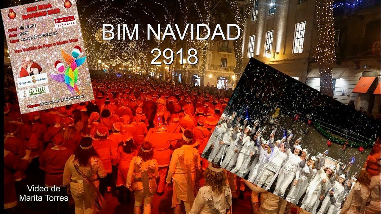 BIM Navidad takes place on Sunday 15 December at 6.30pm