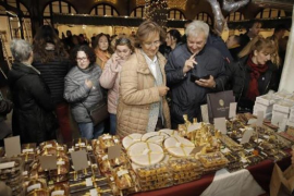 Festive arts and crafts fair open in Palma
