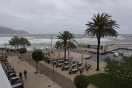 Storm Elsa coming to Majorca