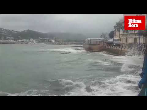 Storm Elsa brings wind gusts of up to 120 kmph to Majorca
