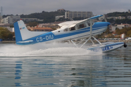 No room for seaplanes in Pollensa Bay