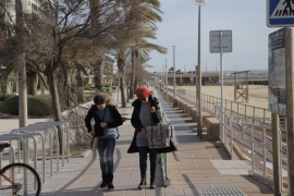 Monday's weather in Majorca