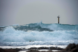Gale force winds cause more than 100 incidents in Balearic Islands over weekend