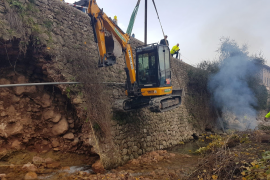 Sóller to Fornalutx road has been reopened