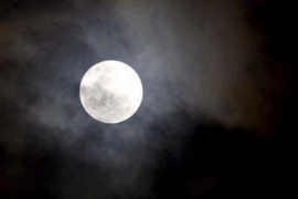 Wolf Moon eclipse visible from Majorca on Friday